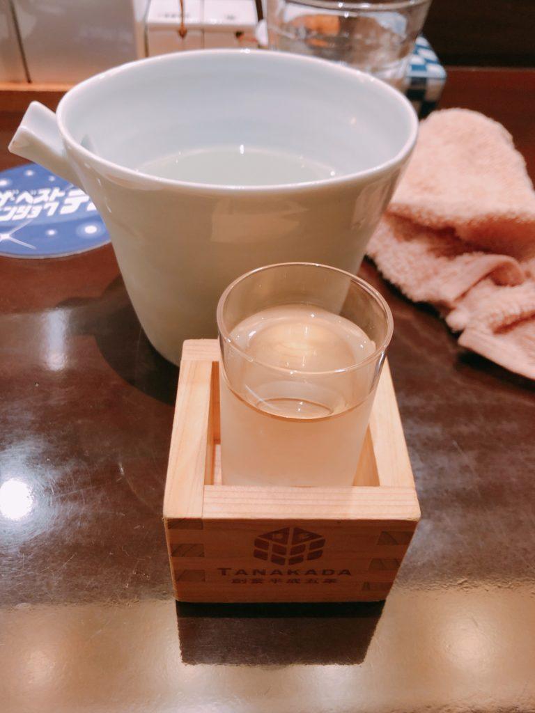 田中田-日本酒